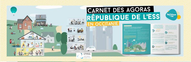 Carnet des Agoras - République de l'ESS